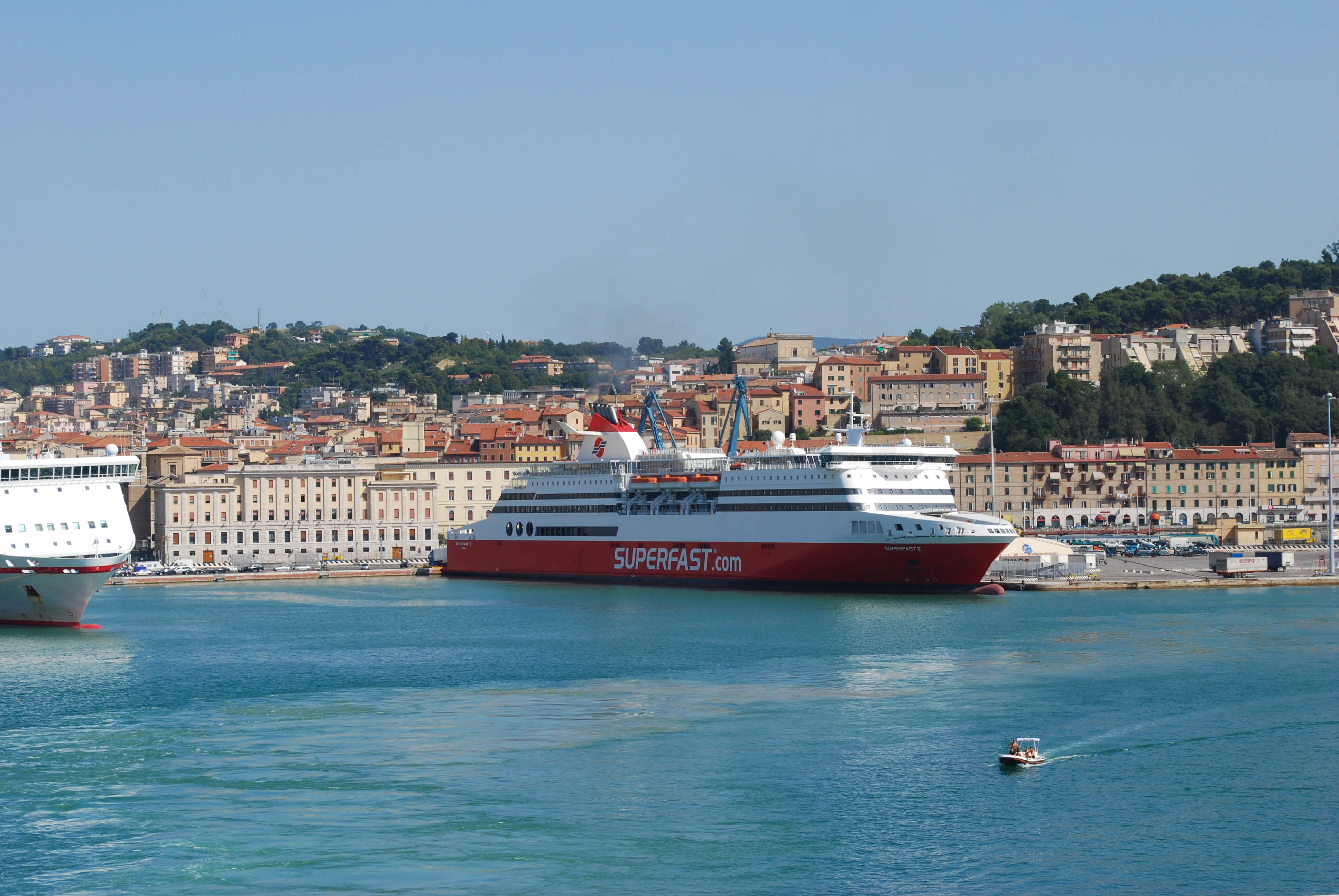 Moovit - Ferry companies and schedules